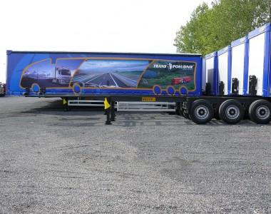 Wielton NS 3 P 20 - полуприцеп контейнеровоз