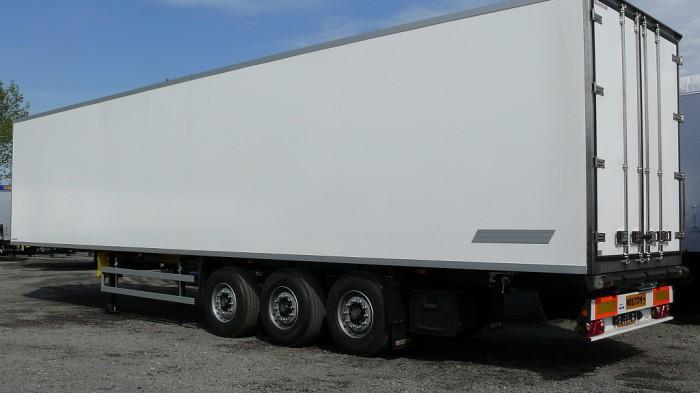 Wielton NS 3 F (NS 34 FT) — фургонный полуприцеп