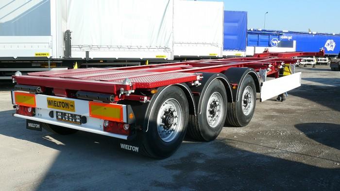 Wielton NS 3 P45  R2 (NS 34 PT /45/R2) — полуприцеп контейнеровоз