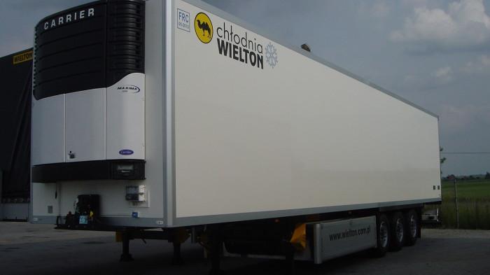 Wielton NS 3 C M2 (ALUVAN CARRIER DIESEL) — изотермический полуприцеп-рефрижератор-D